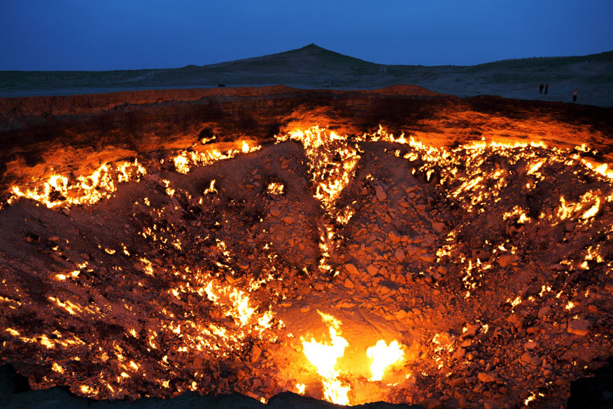 Blick in die Flammen, Foto: Getty Images