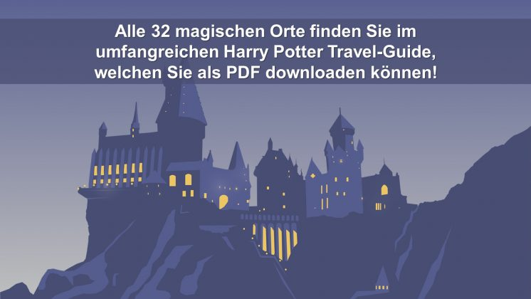 Harry Potter Travel-Guide