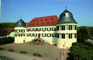 Bad Bergzabern - Schloss