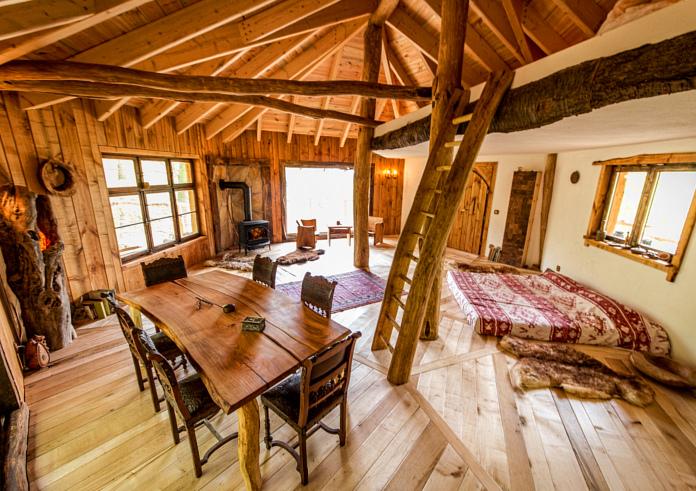 Baumhaushotel Robins Nest Interior