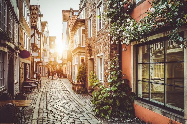 Bremen Sehenswürdigkeiten Schnoorviertel
