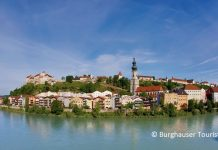 Burghausen Panorama