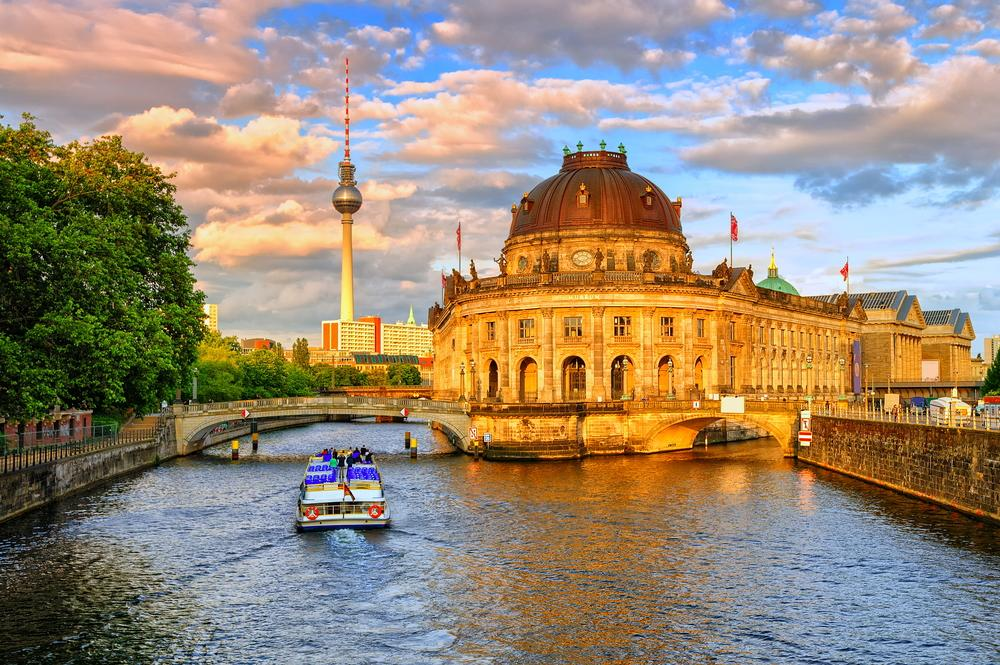 Die schönsten Städte Deutschlands. Berlin.