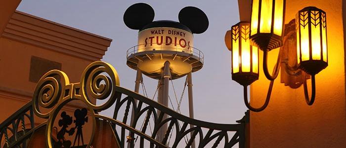 Disneyland Walt Disney Studios Park