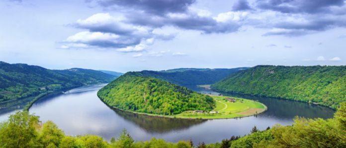 Donauradweg Donau Urlaub