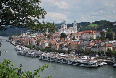 Donauradweg Passau Hotel
