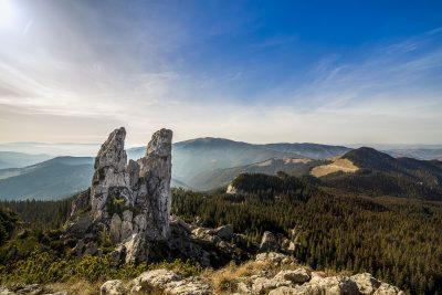 Donauradweg Pietrele Doamnei Rumänien
