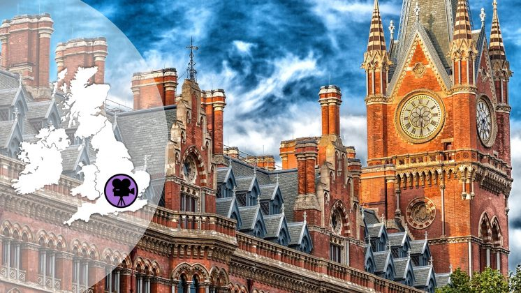Harry Potter Travel-Guide King's Cross