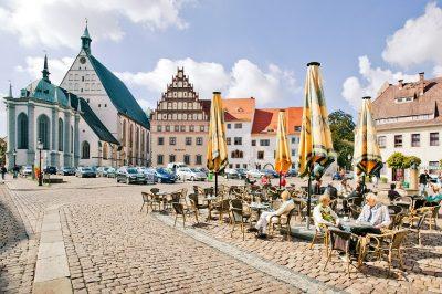 Freiberg Innenstadt