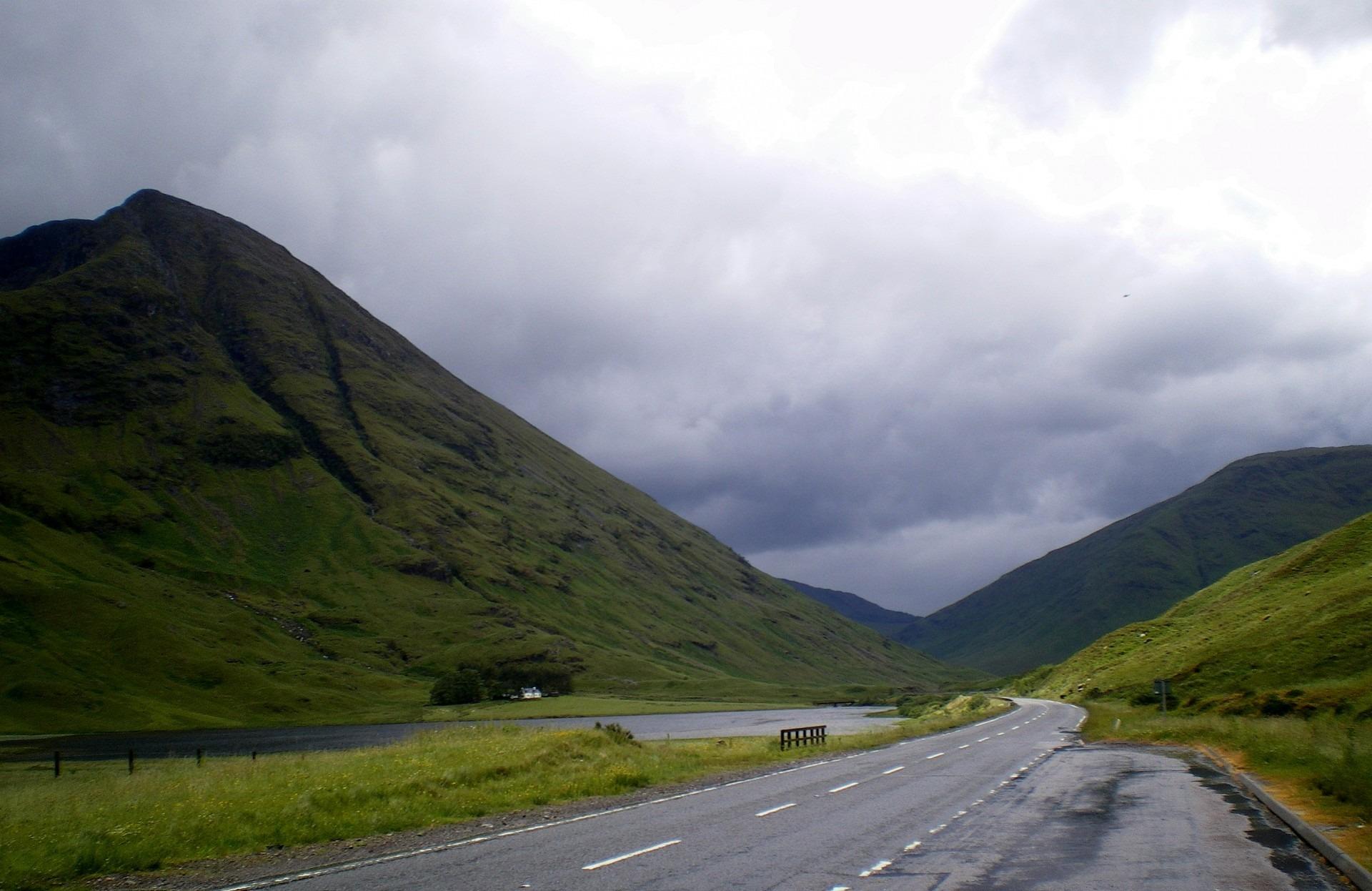 Glen Coe, Schottland