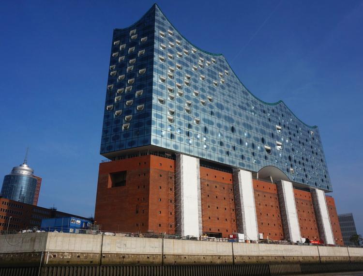 Hamburg Sehenswürdigkeiten Elbphilharmonie