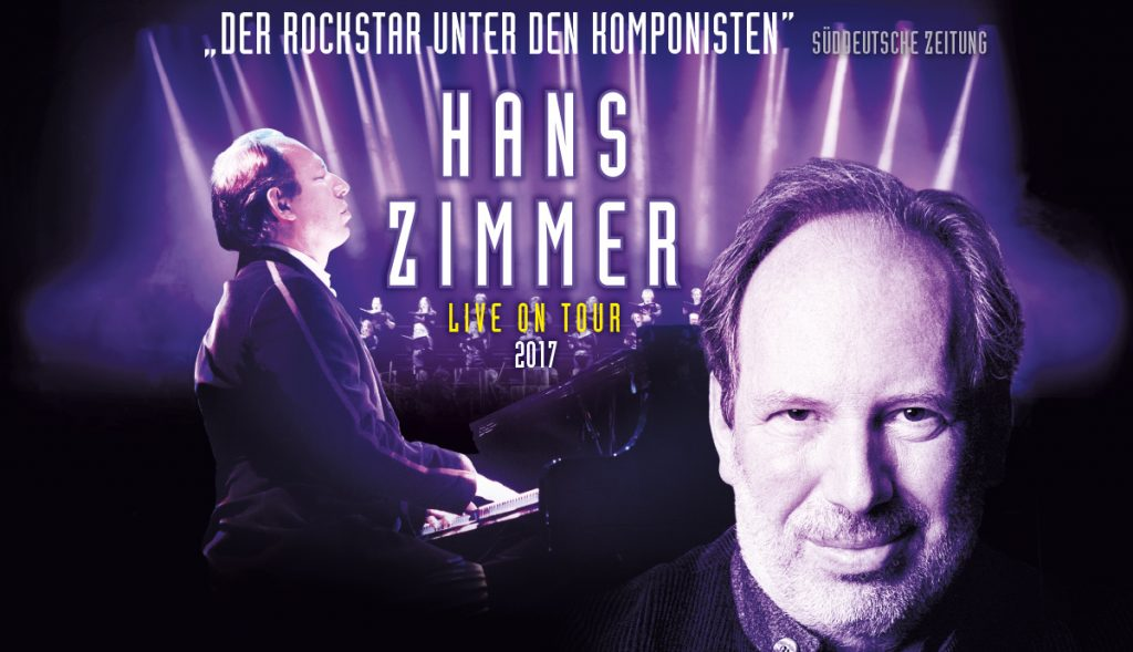 Hans Zimmer on Tour Angebot