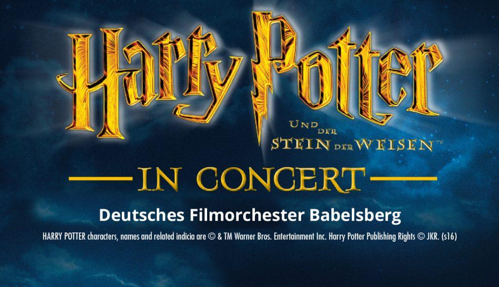 Harry Potter in Concert Angebot