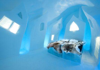 Icehotel Iglu ArtSuite