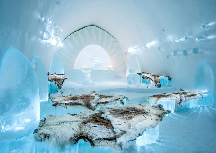 eishotel wenn das iglu ruft travelcircus urlaubsziele. Black Bedroom Furniture Sets. Home Design Ideas