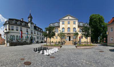 Innenstadt Ilmenau