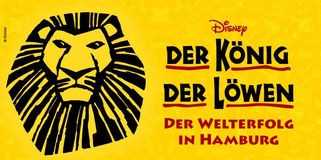 Disneys König der Löwen Angebot