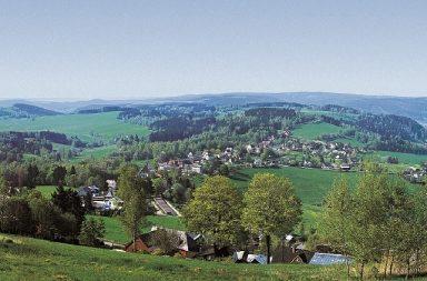 Klingenthal Panoramablick