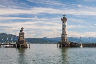Lindau Aussicht Bodensee
