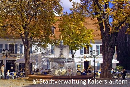 Martinsplatz Kaiserslautern