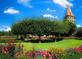 Nürnberg Sehenswürdigkeiten Bürgermeistergarten