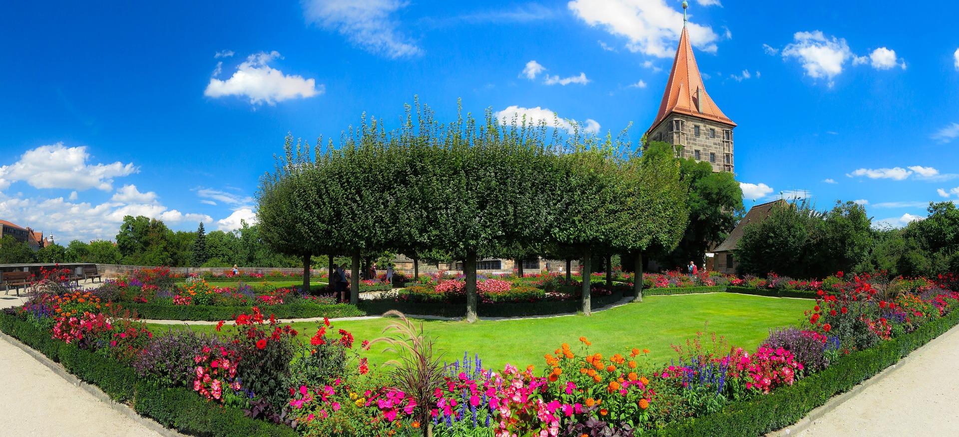 N rnberg sehensw rdigkeiten jetzt die top 10 for Le jardin des fleurs strasbourg