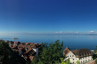Panorama Bodensee