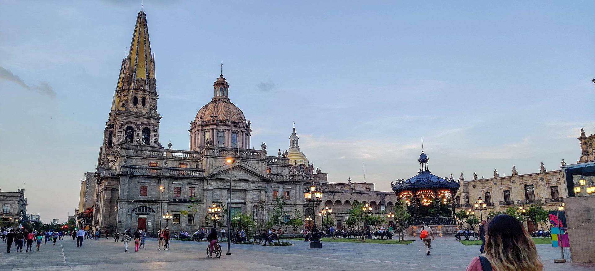 Plaza de la Constitución, Mexiko-Stadt