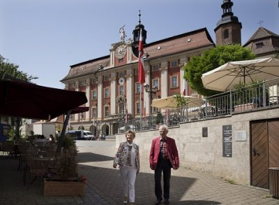 Rathaus in Bad Windsheim