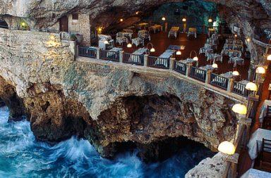 Restaurant Hotel Grotta Palazzese