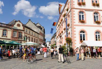 Kreisstadt Sankt Wendel