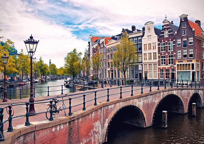 Schönste Städte Europas: Amsterdam