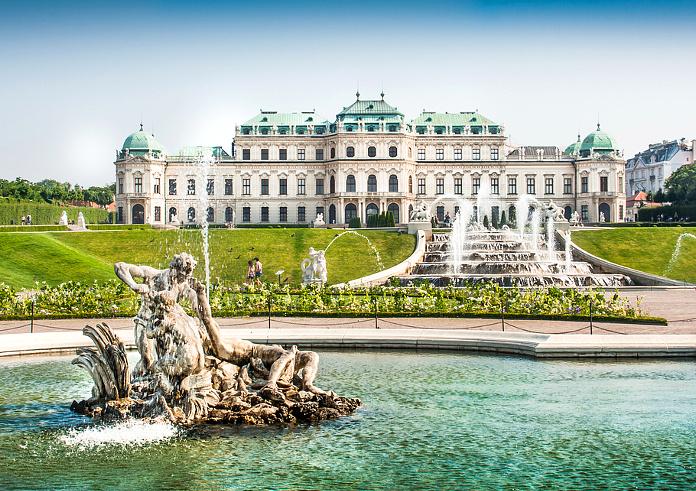 Schönste Städte Europas: Wien