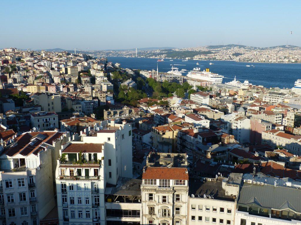 Sehenswürdigkeiten Istanbul. Historische Altstadt Istanbuls