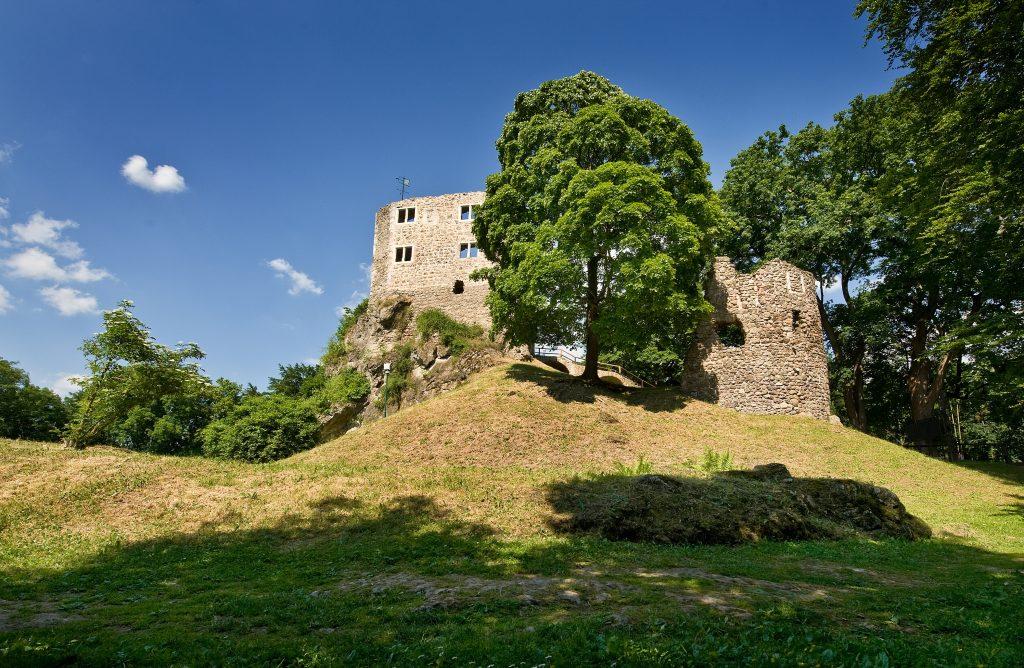 Urlaub im Thüringer Wald. Bad Liebenstein.