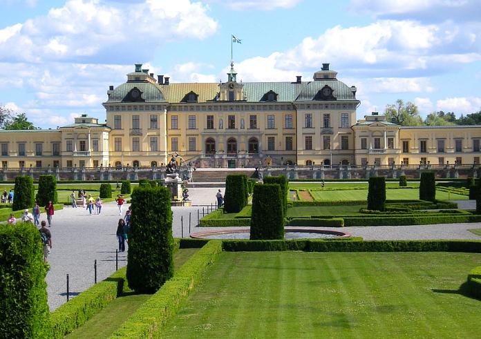 Top 10 Sehenswürdigkeiten Stockholm. Drottningholm Palast