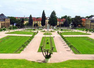 Thüringen Schlosspark