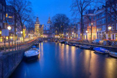 Top 10 Amsterdam: Grachtenfahrt