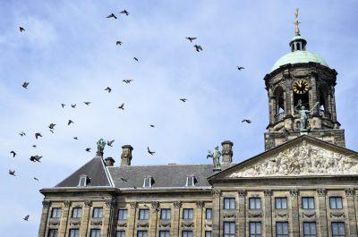 Top 10 Amsterdam: Königspalast