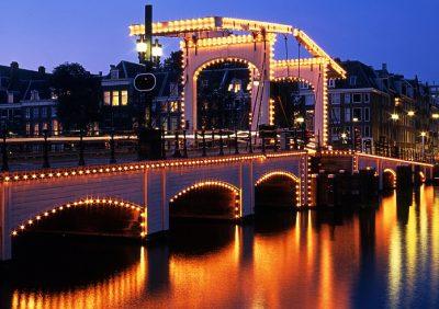 Top 10 Amsterdam: Magere Brug