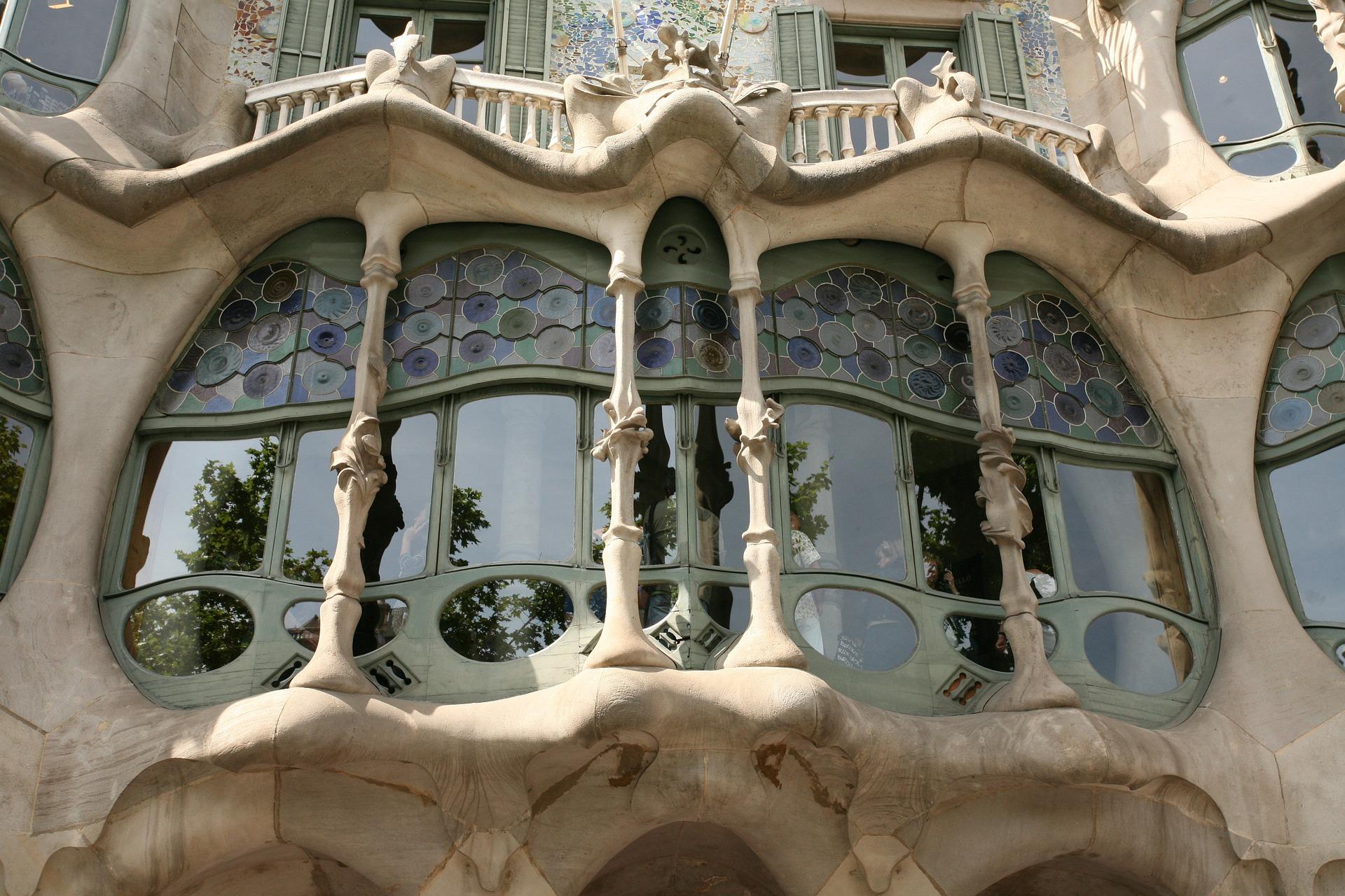 Top 10 Barcelona Gaudi Geburtshaus