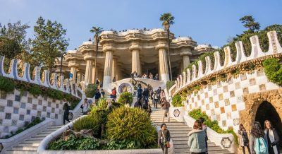 Top 10 Barcelona Gaudi Parc Guell