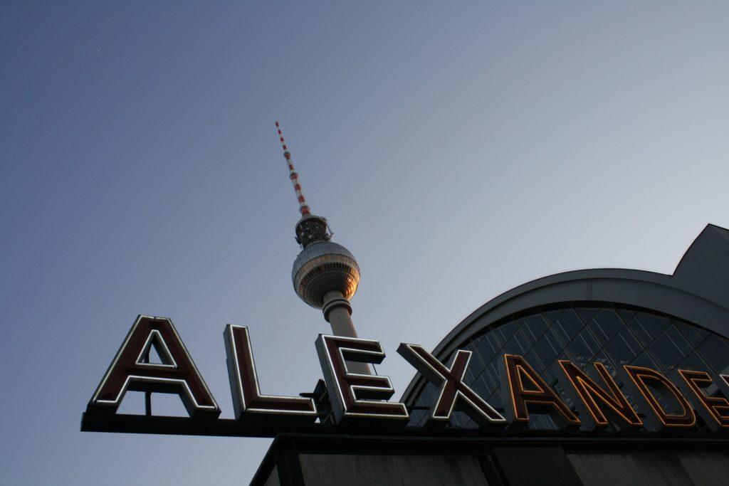 Top 10 Berlin Fernsehturm Alexanderplatz