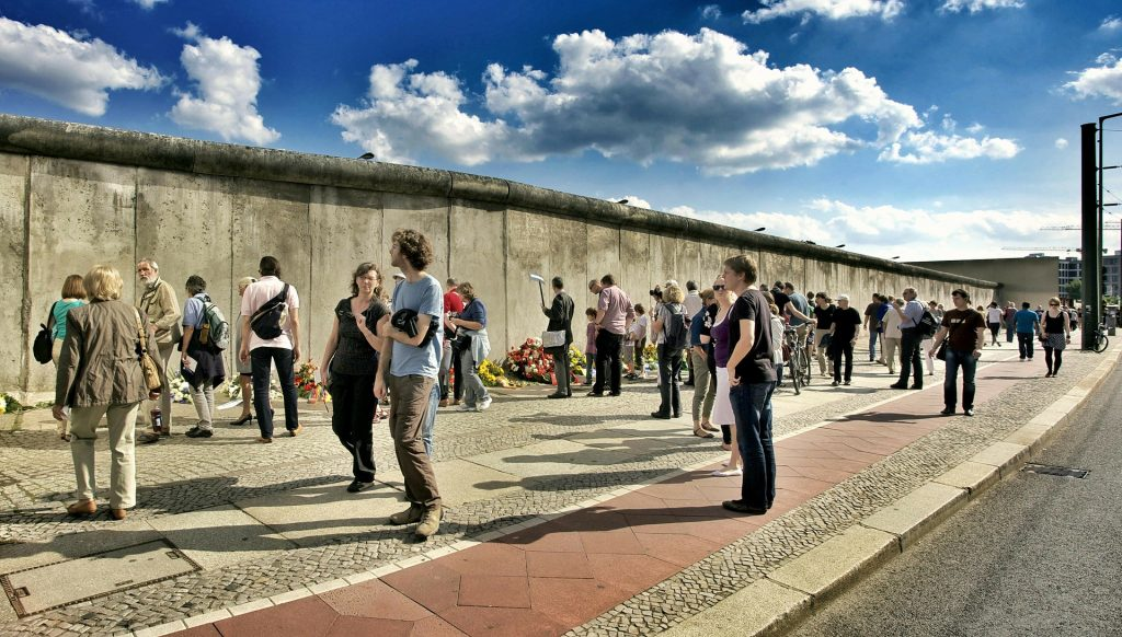 Top 10 Berlin Mauer
