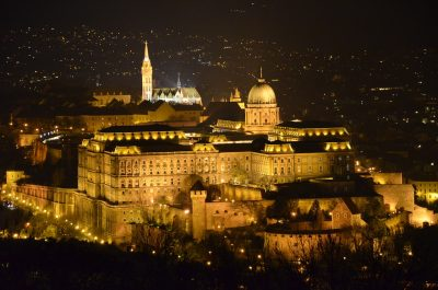 Top 10 Budapest: Burgviertel