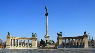 Top 10 Budapest Heldenplatz
