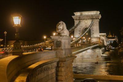 Top 10 Budapest Kettenbrücke
