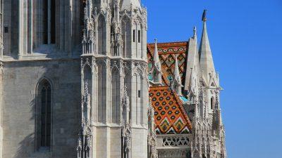 Top 10 Budapest: Matthiaskirche