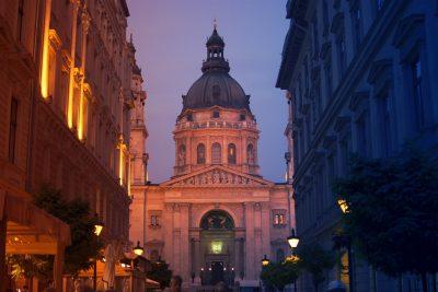 Top 10 Budapest: St. Stephans Basilika