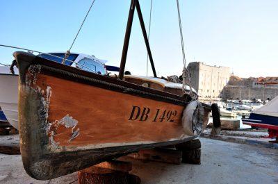 Top 10 Sehenswürdigkeiten Dubrovnik. Hafen.